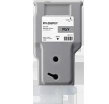 CANON 6631B001AA (PFI-206PGY) INK / INKJET Cartridge Photo Grey