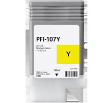 CANON 6708B001AA (PFI-107Y) INK / INKJET Cartridge Yellow