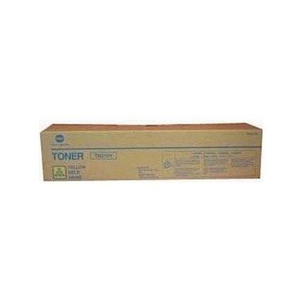 KONICA MINOLTA 8938-506 (TN210Y) Laser Toner Cartridge Yellow