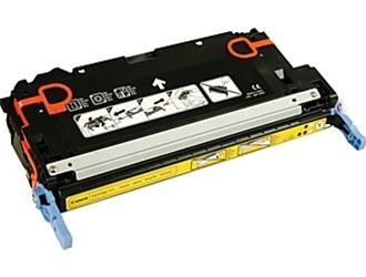 CANON 2575B001AA Laser Toner Cartridge Yellow