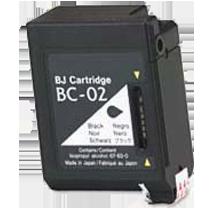 CANON BC02 INK / INKJET Cartridge Black