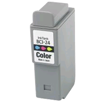 CANON BCI24C INK / INKJET Cartridge Tri-Color