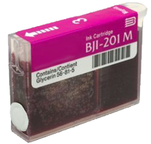 CANON BJI201M INK / INKJET Cartridge Magenta
