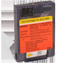 CANON BJI-643Y INK / INKJET Cartridge Yellow