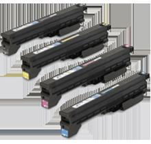 CANON C5180 Laser Toner Cartridge Set Black Cyan Yellow Magenta