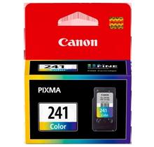 ~Brand New Original CANON CL-241 INK / INKJET Cartridge Tri-Color