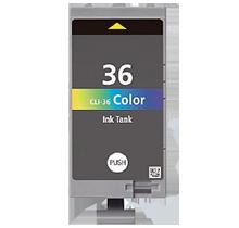 CANON CLI-36 INK / INKJET Cartridge Tri-Color