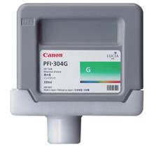 Brand New Original CANON PFI-304G INK / INKJET Cartridges Green