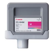 Brand New Original CANON PFI-304M INK / INKJET Cartridges Magenta