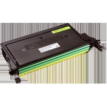 DELL 330-3790 High Yield Laser Toner Cartridge Yellow
