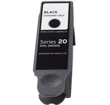 DELL DW905 INK / INKJET Cartridge Black