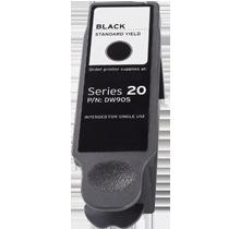 DELL DW905 INK / INKJET Cartridge Black