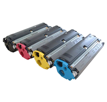 EPSON C1900 Laser Toner Cartridge Set Blavk Cyan Yellow Magenta