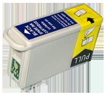 EPSON T007201 INK / INKJET Cartridge Black