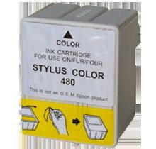 EPSON T014201 INK / INKJET Cartridge Tri-Color