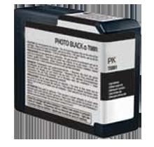 EPSON T580100 INK / INKJET Cartridge Photo Black