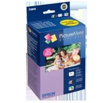 EPSON T5846 INK / INKJET Cartridge Plus PHOTO PAPER