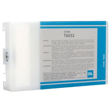 EPSON T603200 INK / INKJET Cartridge Cyan