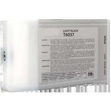 ~Brand New Original EPSON T603700 INK / INKJET Cartridge Light Black