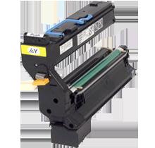 Konica Minolta 1710580-002 Laser Toner Cartridge Yellow