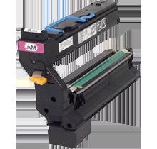~Brand New Original Konica Minolta 1710580-003 Laser Toner Cartridge Magenta