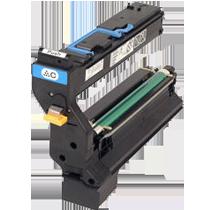 Konica Minolta 1710580-004 Laser Toner Cartridge Cyan