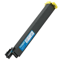 Konica Minolta 8938-510 Laser Toner Cartridge Yellow
