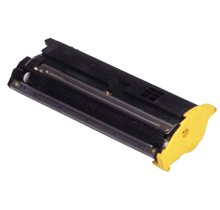 Konica Minolta 1710471-002 Laser Toner Cartridge Yellow
