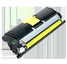 Konica Minolta 1710588-005 Laser Toner Cartridge Yellow