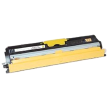Konica Minolta A0V306F High Yield Laser Toner Cartridge Yellow