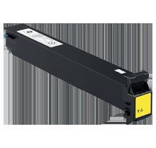 Konica Minolta TN214Y Laser Toner Cartridge Yellow