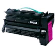 LEXMARK 10B032M Laser Toner Cartridge Magenta High Yield