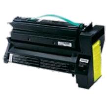 LEXMARK 10B032Y Laser Toner Cartridge Yellow High Yield