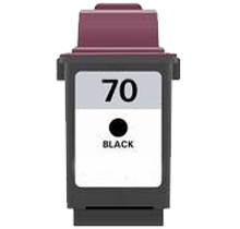 LEXMARK 12A1970 #70 INK / INKJET Black