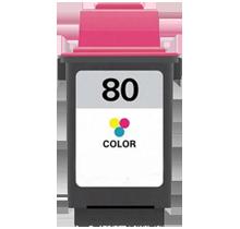 LEXMARK 12A1980 #80 INK / INKJET Tri Color