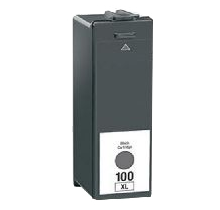 LEXMARK 14N1068 100XL High Yield INK / INKJET Cartridge Black