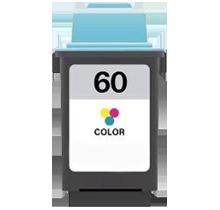 LEXMARK 17G0060 #60 INK / INKJET Tri Color