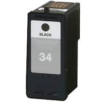 LEXMARK 18C0034 High Yield INK / INKJET Cartridge Black