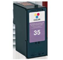 LEXMARK 18C0035 High Yield INK / INKJET Cartridge Tri-Color