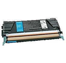~Brand New Original LEXMARK / IBM C5220CS Laser Toner Cartridge Cyan