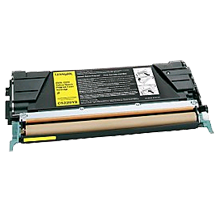 ~Brand New Original LEXMARK / IBM C5220YS Laser Toner Cartridge Yellow
