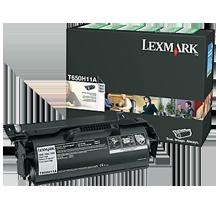 ~Brand New Original LEXMARK / IBM T650H11A Laser Toner Cartridge High Yield