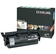 ~Brand New Original LEXMARK / IBM T654X11A Extra High Yield Laser Toner Cartridge