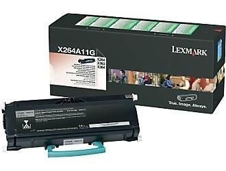 ~Brand New Original IBM / LEXMARK X264A11G Laser Toner Cartridge
