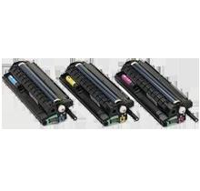 ~Brand New Original Ricoh 406663 Color Laser DRUM UNIT Set Cyan Yellow Magenta