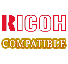 Ricoh 888484 / Type T2 Laser Toner Cartridge Yellow