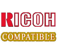 Ricoh 888486 / Type T2 Laser Toner Cartridge Cyan