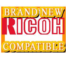 Ricoh C3500 Laser Toner Cartridge Set Black Cyan Yellow Magenta