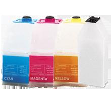 Ricoh CL7200 Laser Toner Cartridge Set Black Cyan Yellow Magenta
