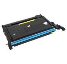 SAMSUNG CLP-Y600A Laser Toner Cartridge Yellow